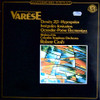 Varese: Hyperprism, Integrales, Ionisation
